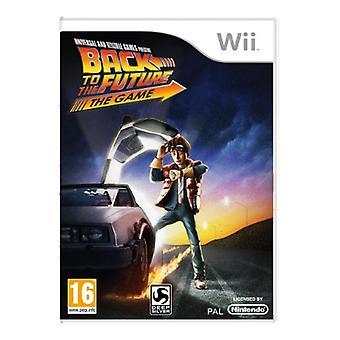 Retour vers le futur Le jeu (Wii) - Nouveau