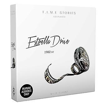 T.I.M.E Stories: Estrella Drive Expansion Board Game