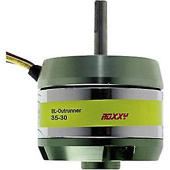 ROXXY BL Outrunner 3530/45 10-25 V Model aircraft brushless motor kV (RPM per volt): 300
