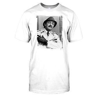 Peter Sellers - Inspektor Clouseau Mens-T-Shirt