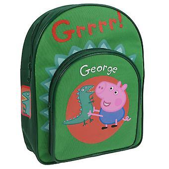 Trade Mark Peppa Pig George Backpack