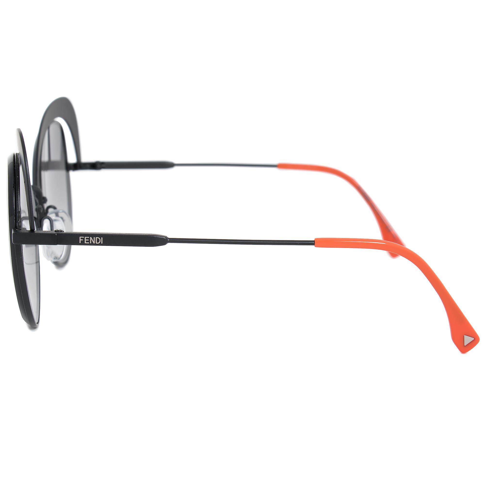 Fendi Eyeshine Butterfly solbriller FF0247S 807 9O 54