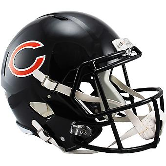 Riddell speed replica football helmet - NFL-Chicago Bears