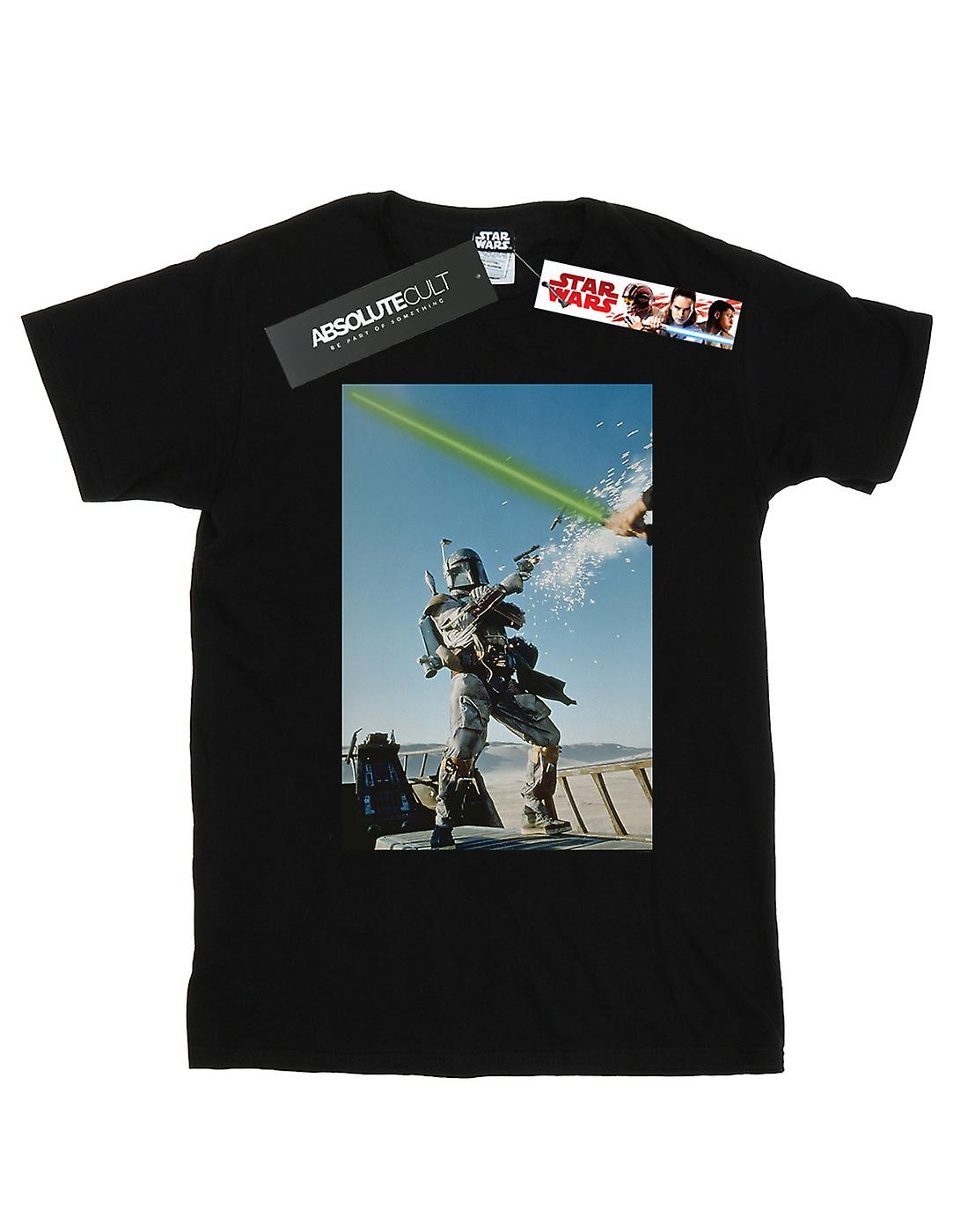 Star Wars Girls Boba Fett Tatooine T-Shirt