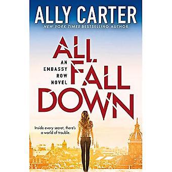 Alla faller ner (Embassy Row, bok 1)