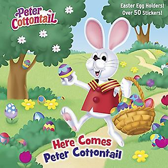 Here Comes Peter Cottontail (Pictureback(r))