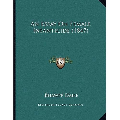 Female infanticide essay