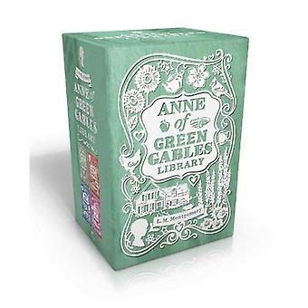 Anne of Green Gables bibliothèque: Anne of Green Gables; Anne d'Avonlea; Anne de l'île; Maison Anne de rêves...