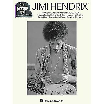 Alle Jazzed Up Jimi Hendrix Piano Solo boek