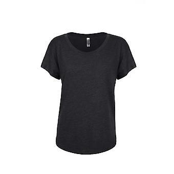Next Level Womens/Ladies Tri-Blend Dolman T-Shirt