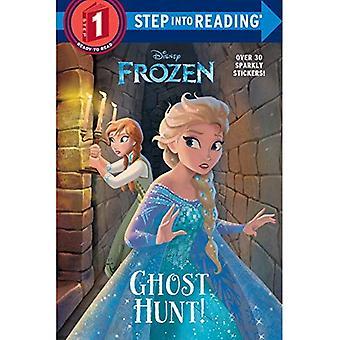 Chasse aux fantômes! (Disney congelé) (étape en lecture)