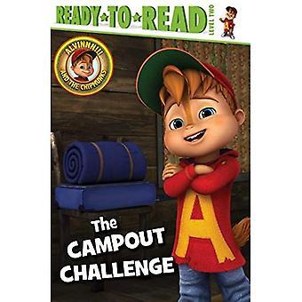 Le défi Campout (Alvinnn!!! et les Chipmunks)