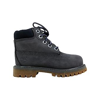 Timberland 6 Inch Premum Waterproof Dark Grey TB0A1BBZ Toddler
