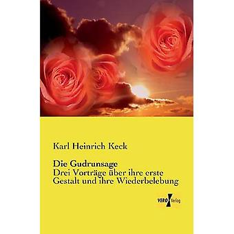 Morir Gudrunsage por Keck y Karl Heinrich