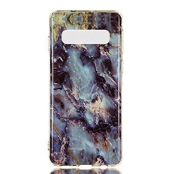 MTK Samsung Galaxy S10 TPU Marmor - Style L