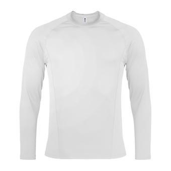 Kariban Proact Mens Long Sleeve Quick Dry Base Layer Sports Top