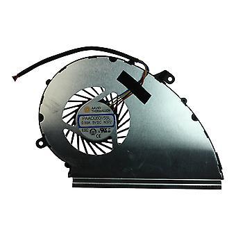 MSI Gaming GE72VR 6RF Apache Pro Replacement Laptop GPU Fan 4 Pin Version