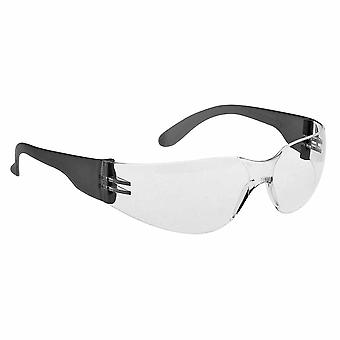 Portwest - Wrap Around Spectacle Clear Regular
