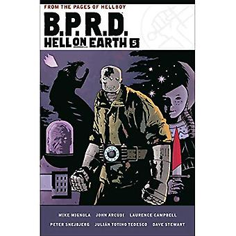 B.p.r.d. Hell On Earth, Volume 5