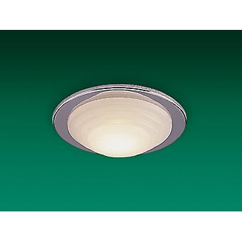 Firstlight-1 luz de bajo voltaje baño techo Downlight Chrome-LV1500CH