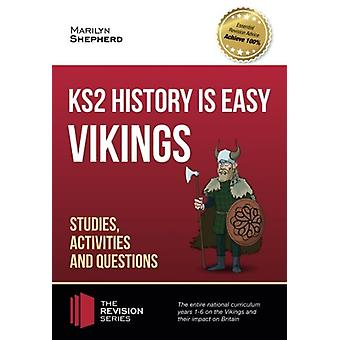 KS2 History is Easy - Vikings (Studies - Activities & Questions) Achie