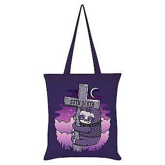 Grindstore Goth Sloth Tote Bag