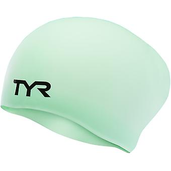Long Hair Wrinkle Free Silicone Cap