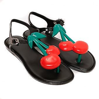 Melissa Shoes Kids Solar Cherry