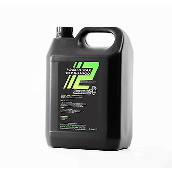 Wash and Wax Car Shampoo 5L by Detailing Addicts