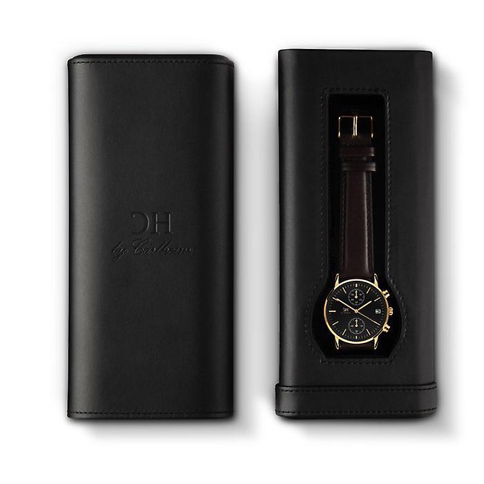 Carlheim | Wrist Watches | Chronograph | Black Dial | Hjarnø | Scandinavian design
