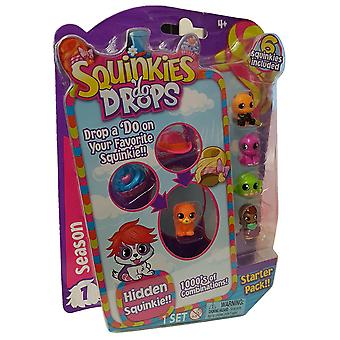 Squinkies ' do Drops starter Pack 5
