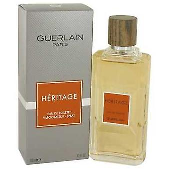 Heritage By Guerlain Eau De Toilette Spray 3.4 Oz (hommes) V728-413979