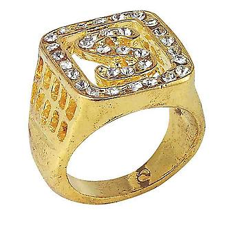 Bristol Novelty Big Daddy Ring