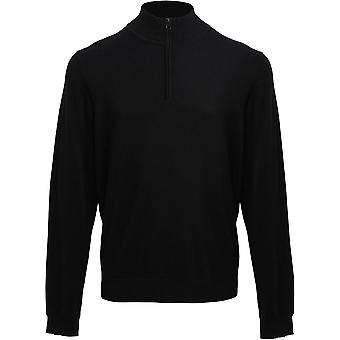 Premier - 1/4 Zip Knitted Sweater