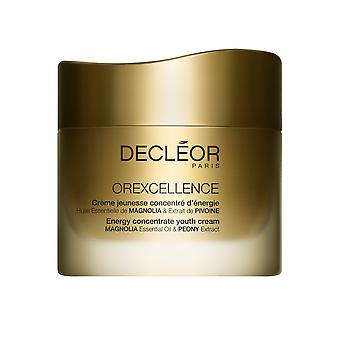 Orexecllence Cr me Jeunesse Concentr D-apos; Energy Firming At Karit Butter