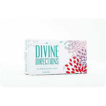 Divine Directions: 40 Inspiration Cards 9781925429053