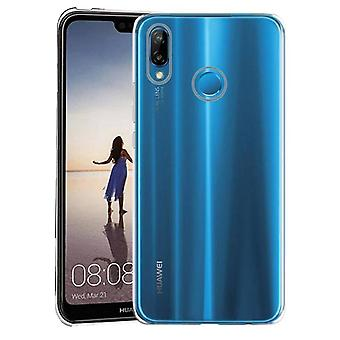 Huawei P30 Lite Silicone Case Transparent- CoolSkin3T