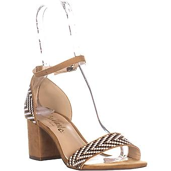 Callisto Womens Nessa Open Toe Casual Ankle Strap Sandals
