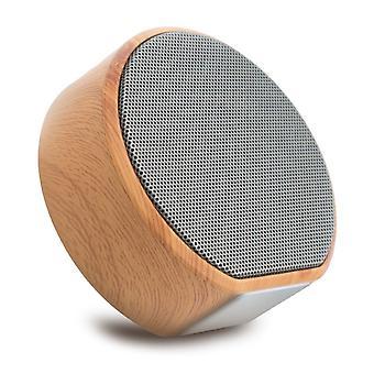 A60 fa Bluetooth hangszóró támogatás TF AUX USB