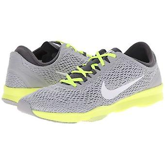 Nike Donna smalo FIT Tessuto Basso Top Lace Up Running Sneaker