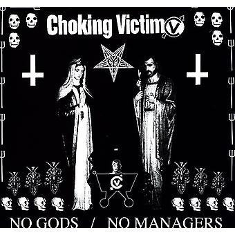 Choking Victim - No Gods No Managers [Vinyl] USA import