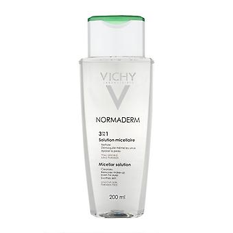 Vichy Normaderm 3 in 1 Micellar Solution 200ml