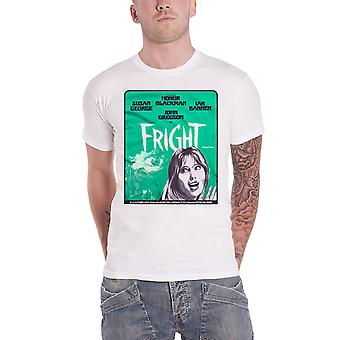 Studio Canal T Shirt Fright Movie Poster new Official Mens White