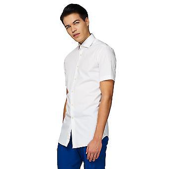 Chemises pour hommes pour hommes dans plusieurs couleurs - Chemise élégante à manches courtes pour hommes