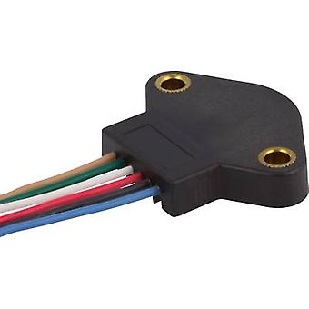 ZF Angle and tilt sensor AN920032 AN920032 Reading range: 360 ° (max) Analogue voltage Cable, open end