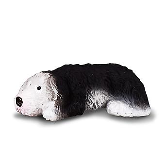 CollectA Old English Sheepdog Puppy