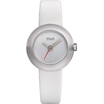 M & M Germany M11948-722 Basic-M Ladies Watch