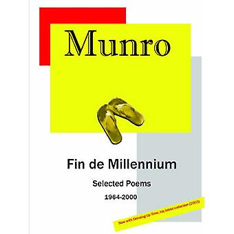 Fin de Millennium mit DrinkingUp Time von Munro & James