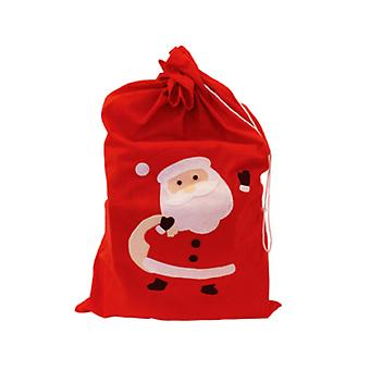 Seasons Greetings Jumbo Santa Present Sack
