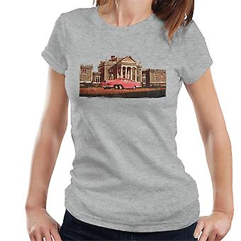 Thunderbirds Vintage FAB 1 And Mansion Design Women's T-Shirt